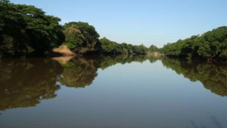 Rio dos Sinos: um dos dez rios mais poluídos do Brasil.